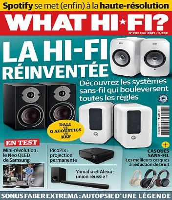 What Hi-Fi N°203 – Mai 2021