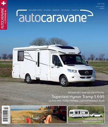Autocaravane Magazine N°3 – Juin-Juillet 2021