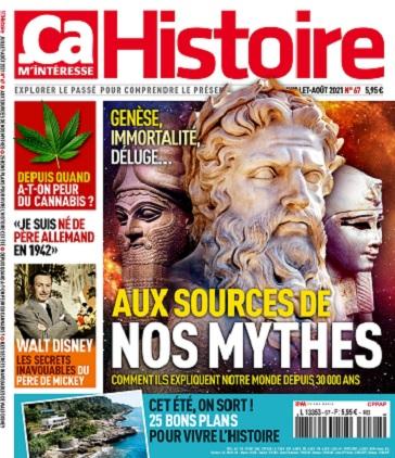 Ça M'Intéresse Histoire N°67 – Juillet-Août 2021