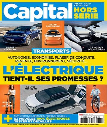 Capital Hors Série N°63 – Juin-Août 2021
