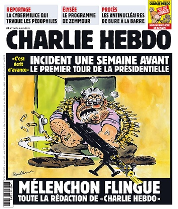 Charlie Hebdo N°1507 Du 9 au 15 Juin 2021