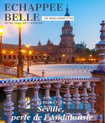 Échappée Belle N°34 Du 8 Juin 2021