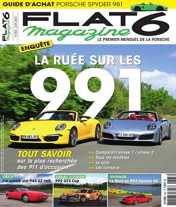Flat 6 Magazine N°363 – Juin 2021