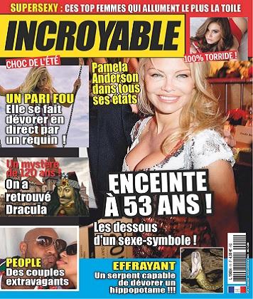 Incroyable Magazine N°11 – Juin-Août 2021