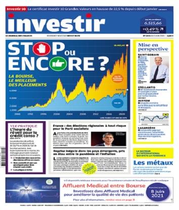 Investir N°2474 Du 5 Juin 2021
