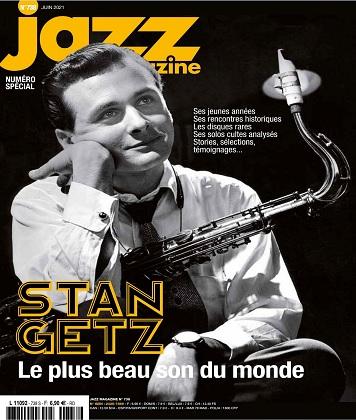Jazz Magazine N°738 – Juin 2021