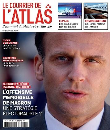 Le Courrier De L'Atlas N°158 – Juin 2021