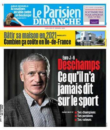 Le Parisien Du Dimanche 6 Juin 2021