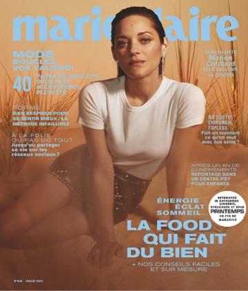 Marie Claire N°826 – Juillet 2021