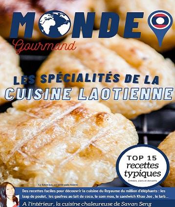 Monde Gourmand N°32 Du 8 Juin 2021