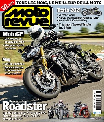 Moto Revue N°4115 – Juin 2021