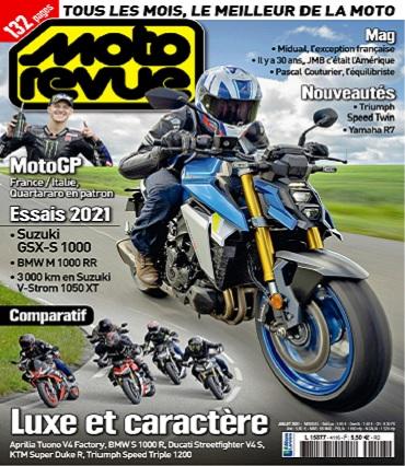 Moto Revue N°4116 – Juillet 2021