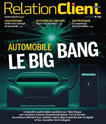 Relation Client Magazine N°136 – Juin 2021