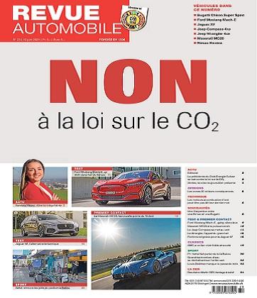 Revue Automobile N°23 Du 10 au 16 Juin 2021