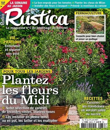 Rustica N°2686 Du 18 au 24 Juin 2021
