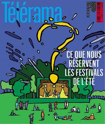 Télérama Magazine N°3726 Du 12 au 18 Juin 2021