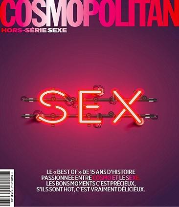 Cosmopolitan Hors Série Sexe N°1 – Juillet 2021