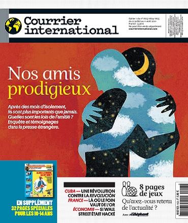 Courrier International N°1603-1605 Du 22 au 11 Août 2021