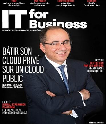 IT for Business N°2263 – Juillet-Août 2021