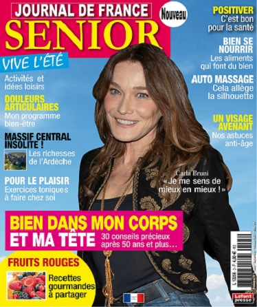 Journal de France Senior N°3 – Août-Octobre 2021