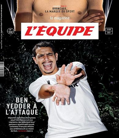 L'Equipe Magazine N°2030 Du 31 Juillet 2021