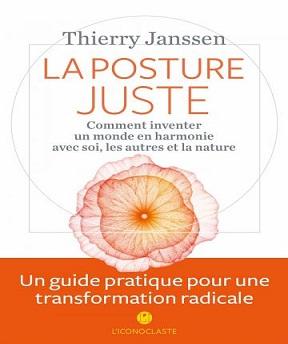 La posture juste – Thierry Janssen