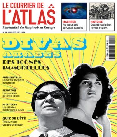 Le Courrier De L'Atlas N°159 – Juillet-Août 2021