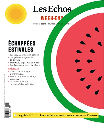 Les Echos Week-end Du 16 Juillet 2021