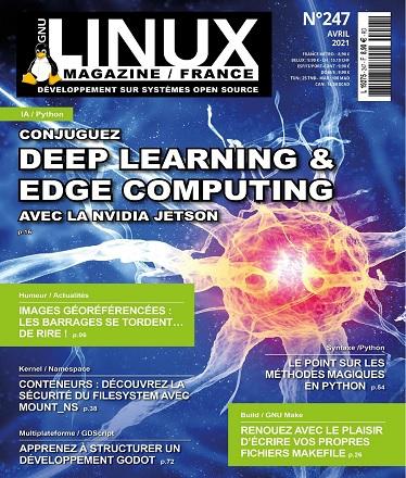 Linux Magazine N°247 – Avril 2021