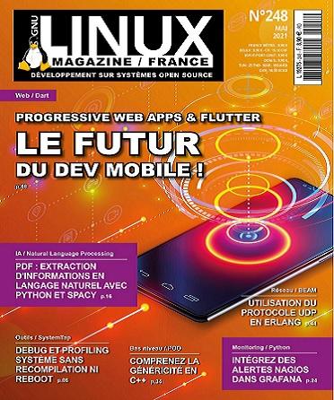 Linux Magazine N°248 – Mai 2021