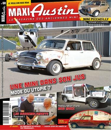 Maxi Austin N°58 – Juillet 2021