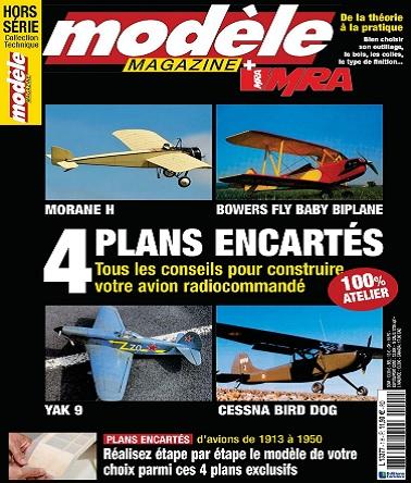 Modèle Magazine Hors Série N°1 – Août 2021