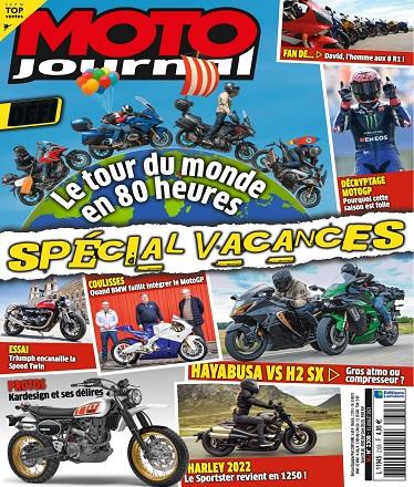 Moto Journal N°2308 Du 15 Juillet 2021