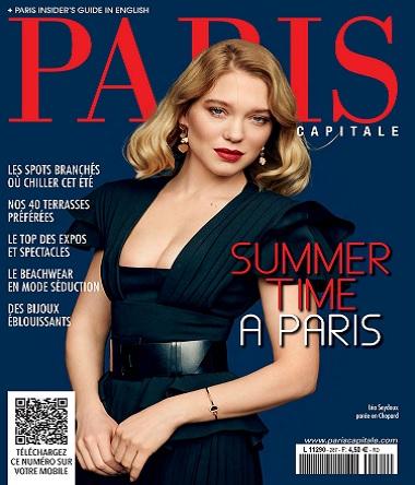 Paris Capitale N°287 – Juillet-Août 2021