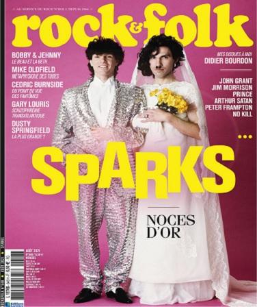 Rock et Folk N°648 – Août 2021