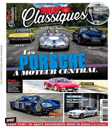 Sport Auto Classiques N°21 – Juillet-Septembre 2021