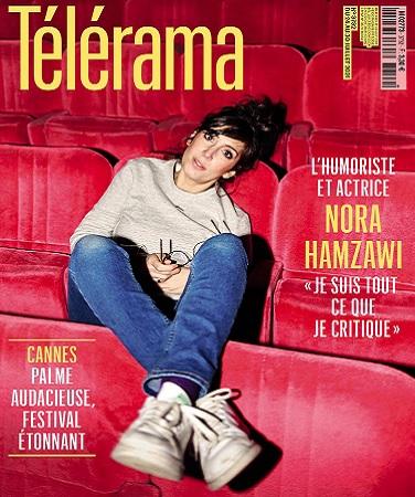 Télérama Magazine N°3732 Du 24 au 30 Juillet 2021