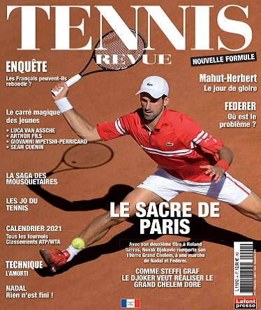 Tennis Revue N°4 – Juillet-Septembre 2021
