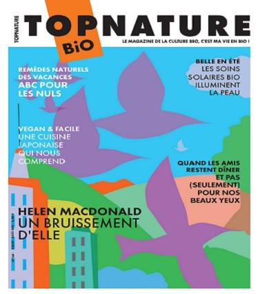 Top Nature N°160 – Juillet-Août 2021