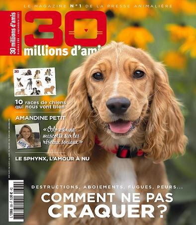 30 Millions d'Amis N°399 – Septembre 2021