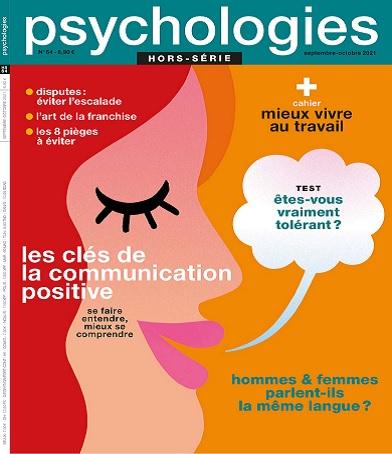 Psychologies Hors Série N°64 – Septembre-Octobre 2021