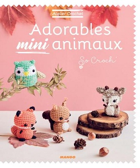 Adorables mini animaux – Marie Clesse