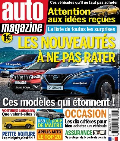 Auto Magazine N°28 – Juin-Août 2021