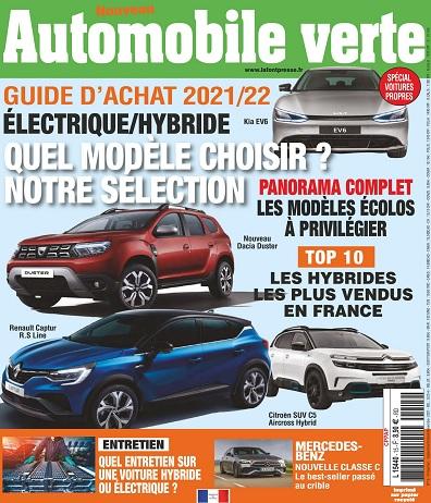 Automobile Verte N°15 – Septembre-Novembre 2021