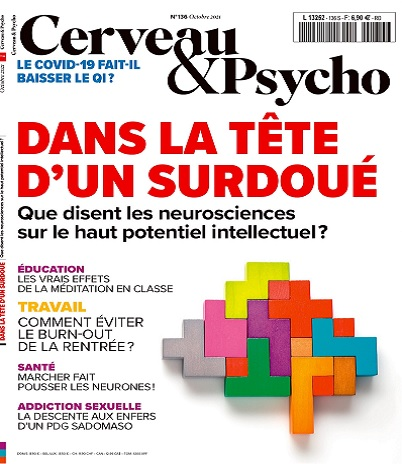 Cerveau et Psycho N°136 – Octobre 2021