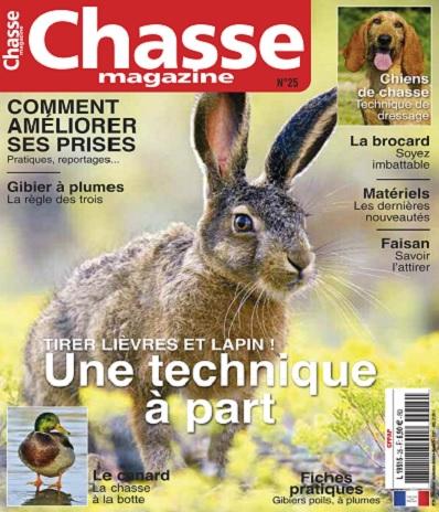 Chasse Magazine N°25 – Septembre-Novembre 2021