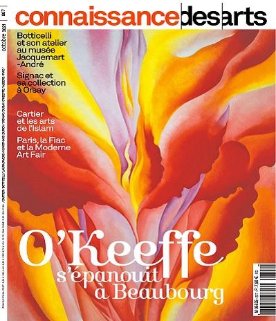 Connaissance Des Arts N°807 – Octobre 2021