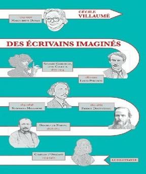 Des écrivains imaginés – Cécile Villaumé