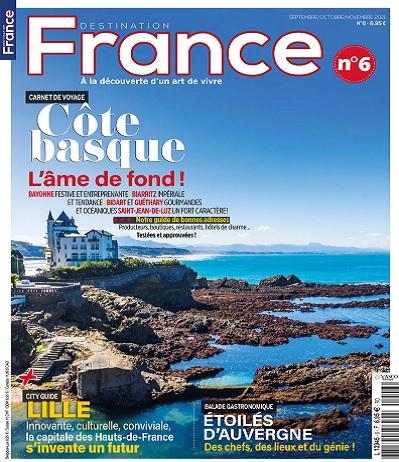 Destination France N°6 – Septembre-Novembre 2021
