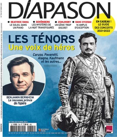 Diapason N°704 – Octobre 2021